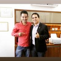 AGENDA POLÍTICA: Vereador Aleandro Martins