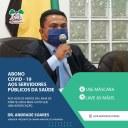Presidente da CMON chama à atenção para os cuidados em tempos de pandemia